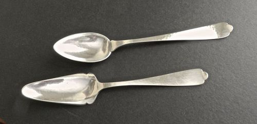 Kalo Hand Wrought Sterling Serving Spoon &/or Pie Server Hammered  #27
