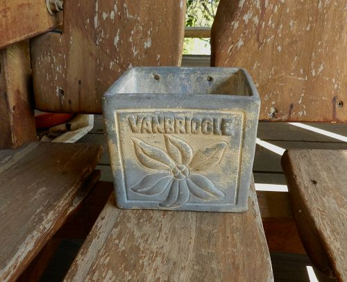 Van Briggle Pottery 1920's Advertising Display Colorado