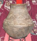 AFRICAN SONGYE STORAGE CONTAINER (MULONDO)