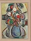 "G. Ralph Smith, ""Abstract Still Life"""