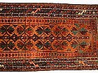 Antique Balouch Balisht, 19th Century