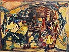 "George Habergritz, ""Yucatan Temple"""