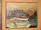 """Robert Chailloux, """"Nautical Still Life"""""""