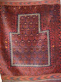 Balouchi prayer rug