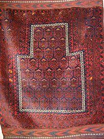 Balouchi prayer rug