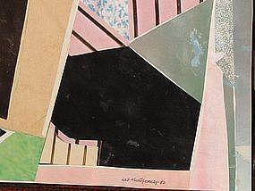 "Loran AD Montgomery, ""Music Room"", 82"