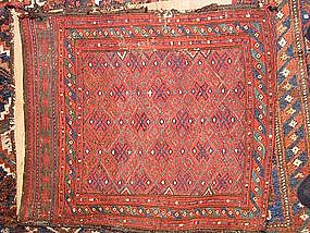 Antique Baluch Saddle Bag (Khorjin)