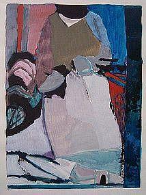 """Gabriel Godard, """"Personnage"""", 1974"""