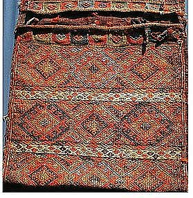 Antique Kurdish Khorjin, Northern Khorasan