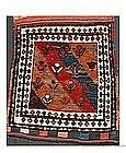 Antique Kurdish Veramin Bag Front