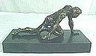 "Constance Freedman, ARBS, ""Crawling Man"""