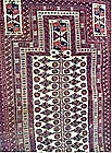 ANTIQUE PERSIAN BALUCH PRAYER RUG