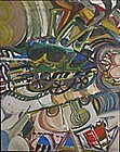 "PHILIP WOFFORD, ""MONTEZUMA"", 1963"