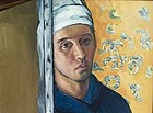 "SOCRATES PERAKIS, ""SELF PORTRAIT"", 1964"
