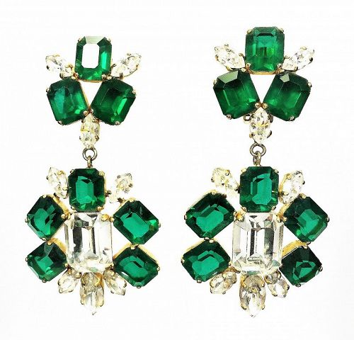 Schreiner, New York Drop Earrings