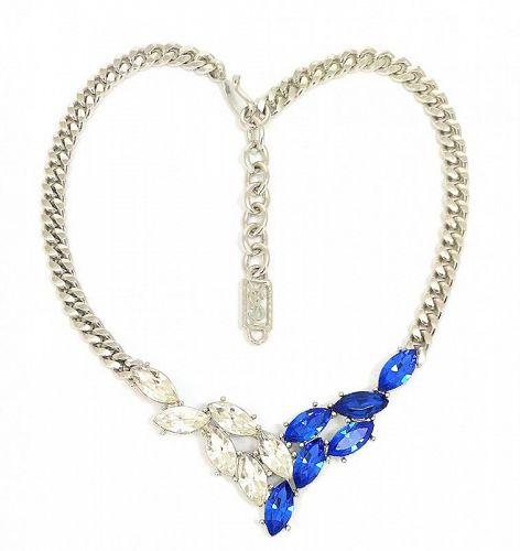 Yves Saint Laurent Marquis Stone Necklace
