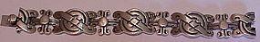 Los Ballesteros (William Spratling design) bracelet