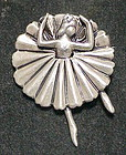 Margot de Taxco sterling ballerina - Eagle 16