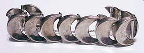 Los Ballesteros modernistic bracelet