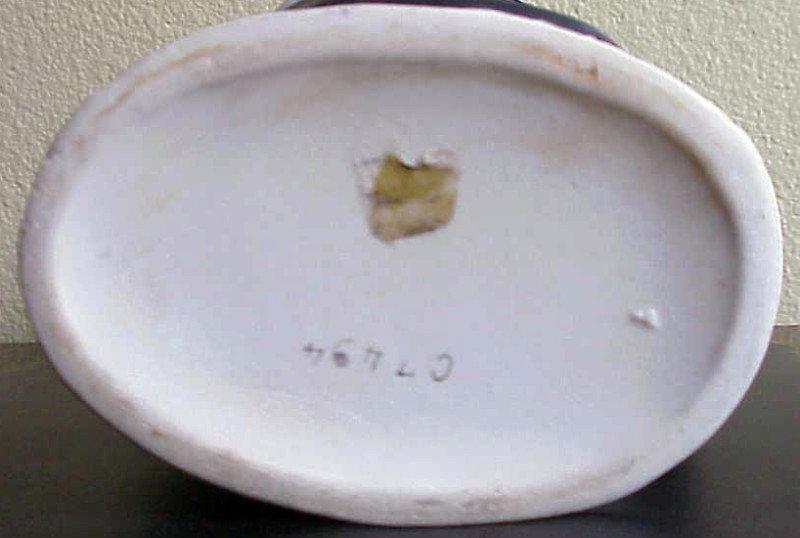 """Headvase Napco C7494  - 6"""" tall"""