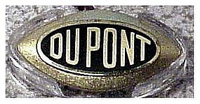 14K Dupont pin in original plastic case