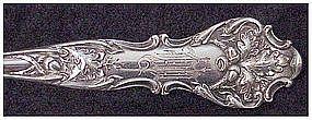 Charter Oak Medium solid cold meat server fork (1906)