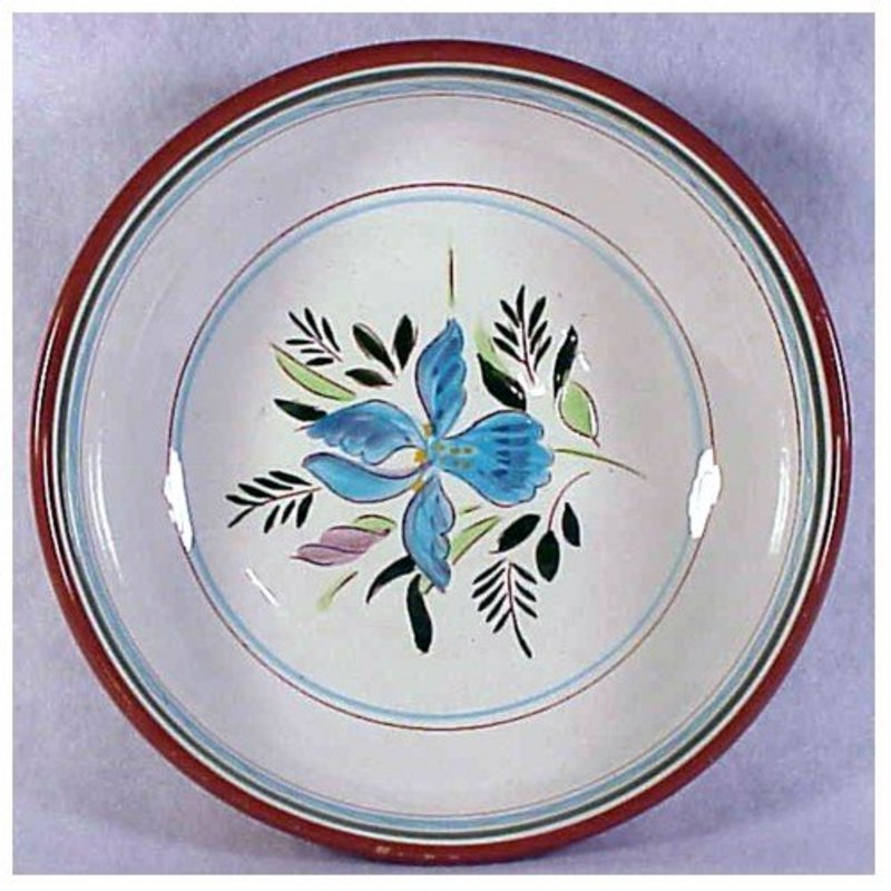Stangl Country Garden round vegetable bowl