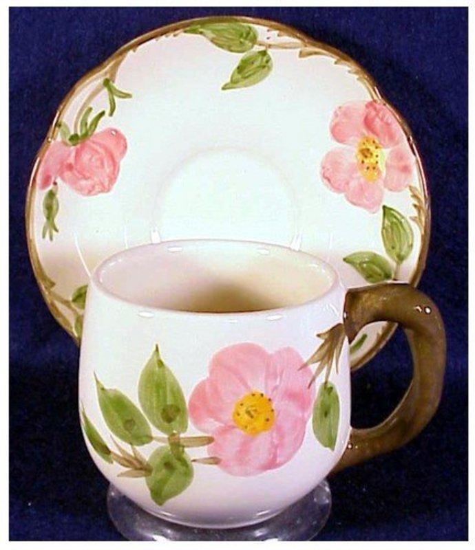 Franciscan Desert Rose (USA Back stamp) small mug