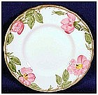 Franciscan Desert Rose (USA Back Stamp) bread & butter