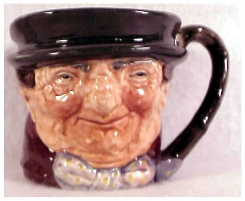 Royal Doulton Tony Weller character jug- A Mark 3 1/4""