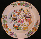 English Ironstone Side Plate, Imari Pattern