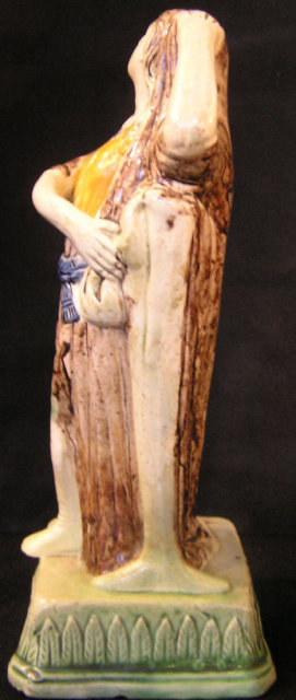 Staffordshire Pearlware Figure of Hope