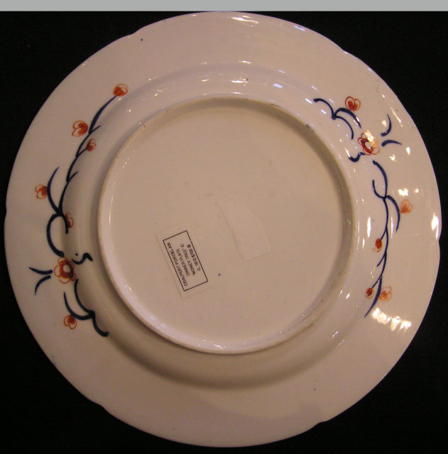"Coalport Dinner Plate ""Money Tree"" or ""Regency"" Pattern"
