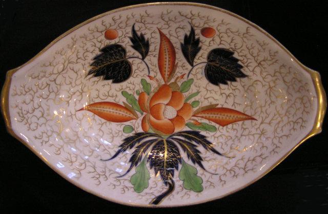 Coalport Porcelain Capote Imari Pattern