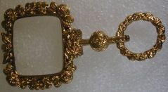 Antique Quizzing Glass or Magnifier