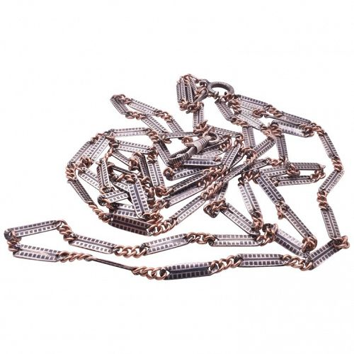 C1900 Niello chain 60�