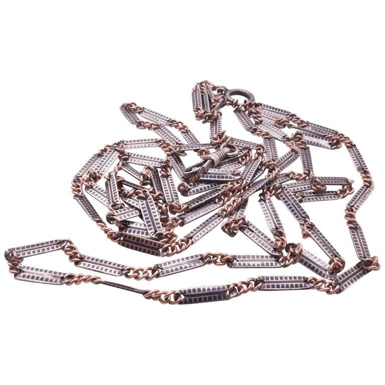 C1900 Niello chain 60�