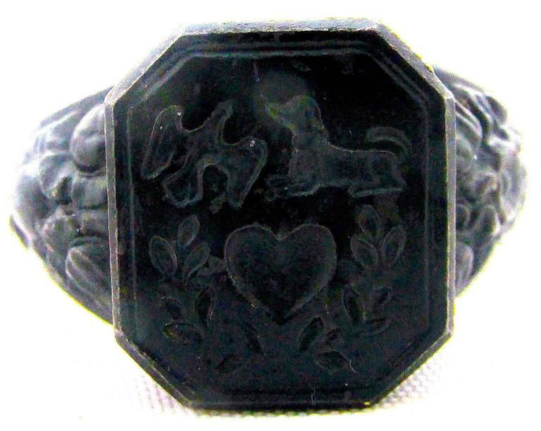 C1815 BERLIN IRON RING