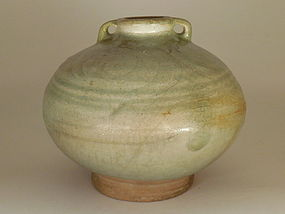Thai Celadon Jar