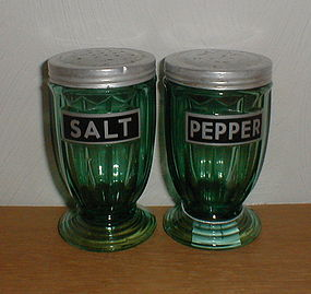 Ultramarine Jennyware Salt & Pepper Shakers
