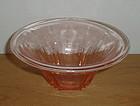 "Pink Princess 9 1/2"" Hat Shaped Bowl"