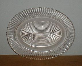 Pink Petalware Platter