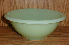 "Clambroth 9 7/8"" Rolled Edge Mixing Bowl"