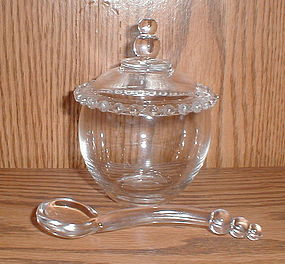 Candlewick 3 Piece Marmalade Set