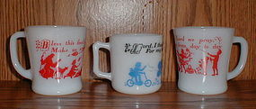 Childs Prayer Mugs
