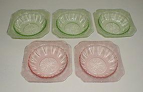ADAM Cereal Bowls, pink