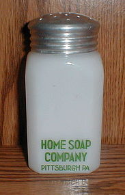 Home Soap Company, Pittsburgh, PA Shaker