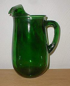 Forest Green 36 oz. Pitcher