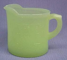 CLAMBROTH Green Measuring Cups