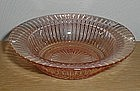 """Pink QUEEN MARY 6"""" Cereal Bowls"""